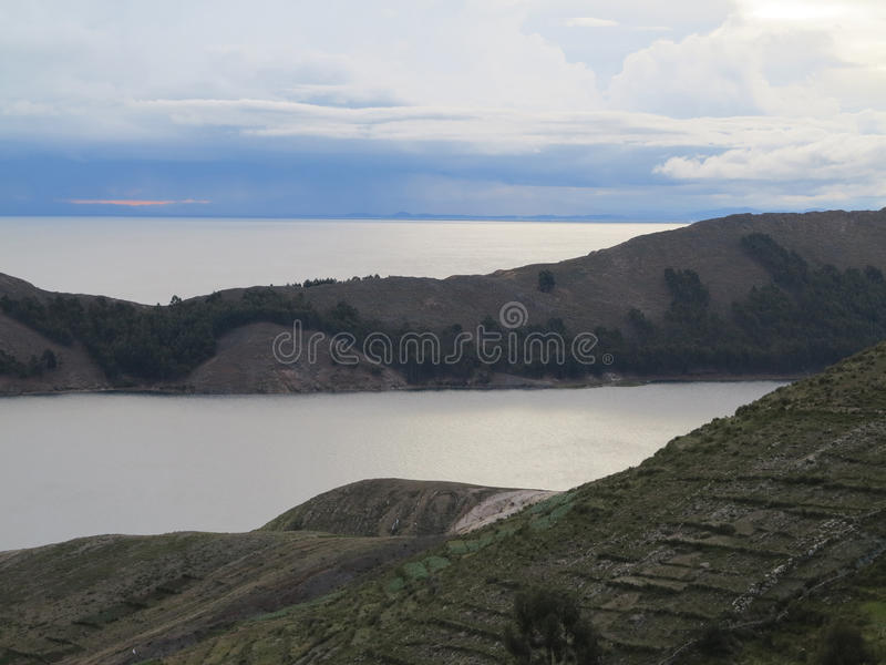 Download Titicaca lake, bolivia stock image. Image of peru, serene - 39510383