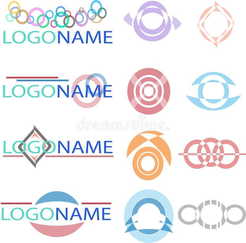Titles_Logos 库存照片