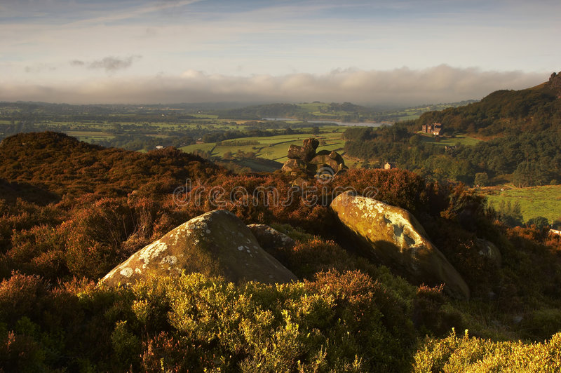 Download Tittesworth stock image. Image of crags, moor, britain - 2420115