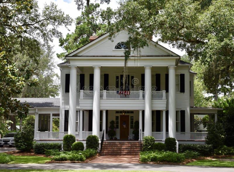 Titus Mansion arkivbilder