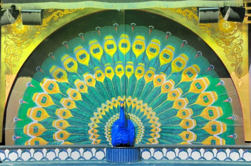 Download Tivoli Amusement Park stock image. Image of spring, activity - 8161557