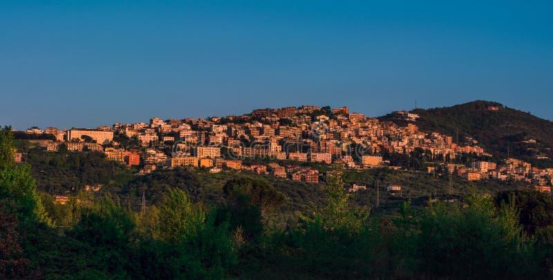 Tivoli, Italia imagenes de archivo