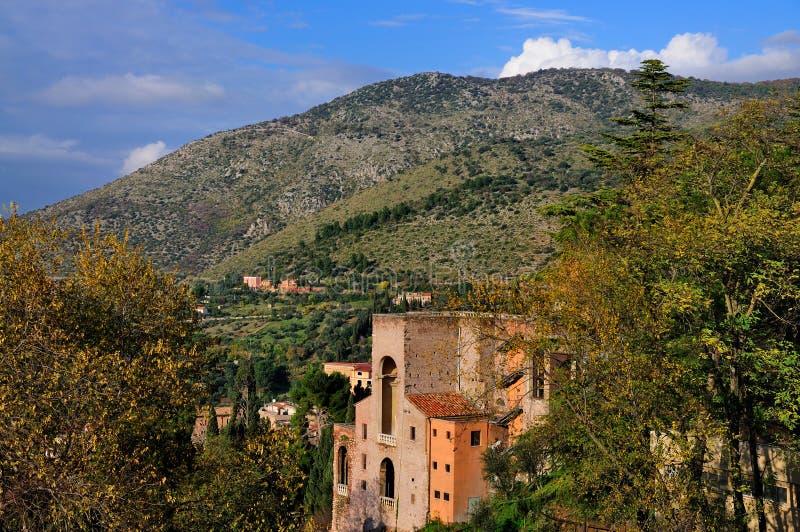 Tivoli, Italy royalty free stock images
