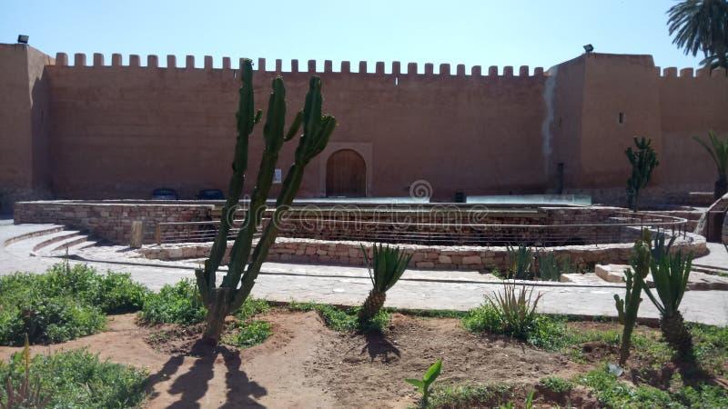 Tiznit histórico de Marrocos dos monumentos foto de stock