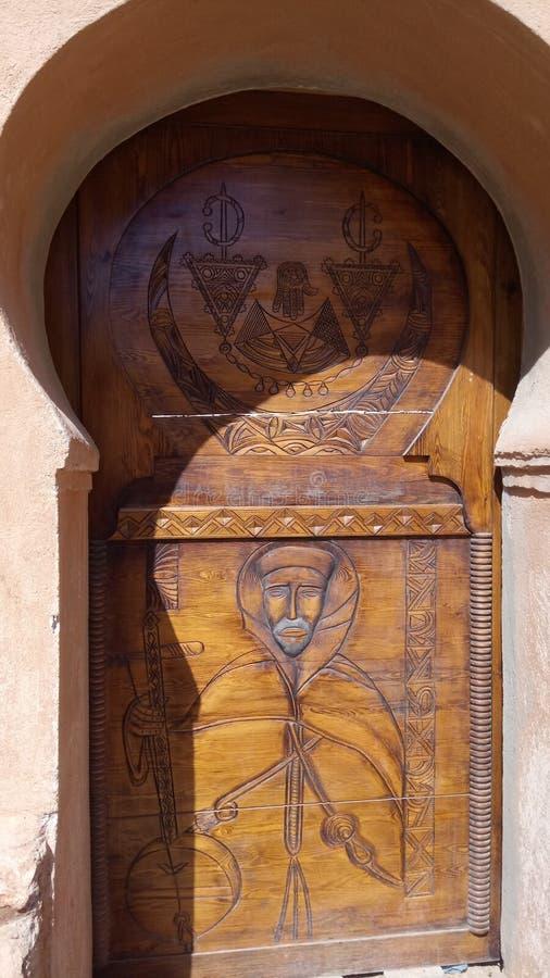 Tiznit histórico de Marrocos dos monumentos imagens de stock