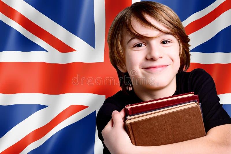 Tjäna engelskt språk royaltyfria bilder