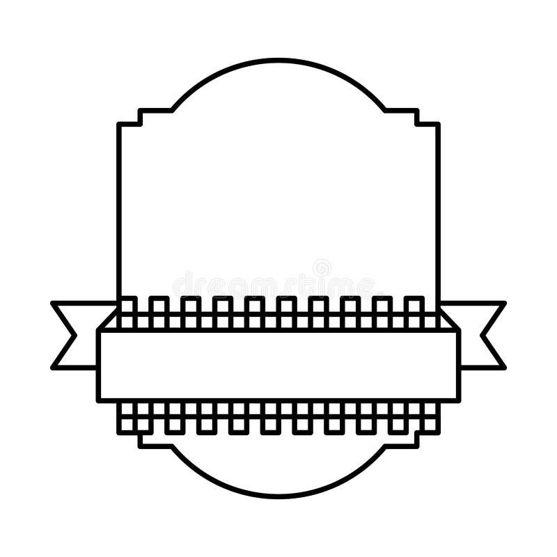 Tjänste- emblemsymbol för taxi vektor illustrationer