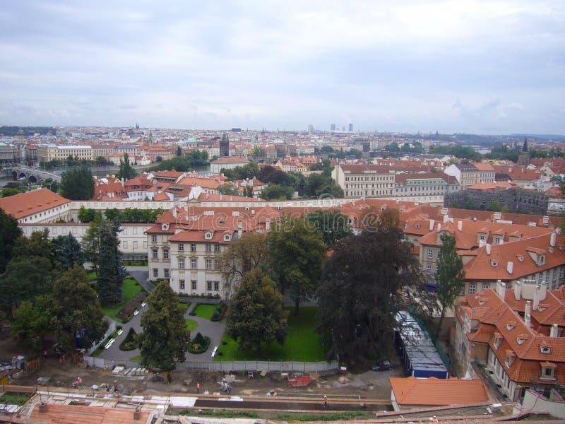 Tjeckisk republik, Prague arkivfoto