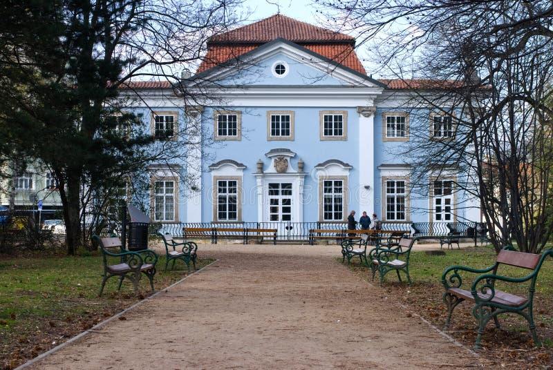 tjeckisk republikteplice royaltyfri foto
