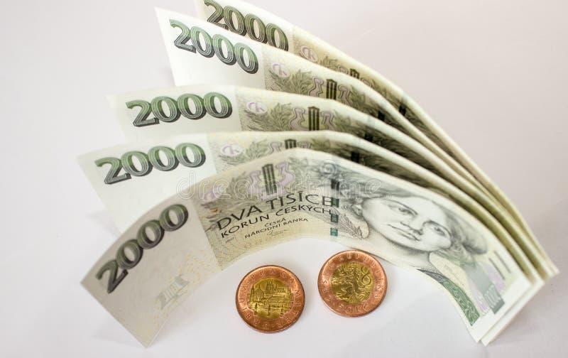 Tjeckiska Pengar