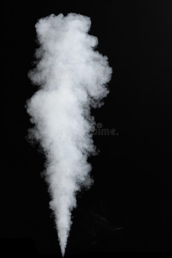 tjock rökström arkivbild