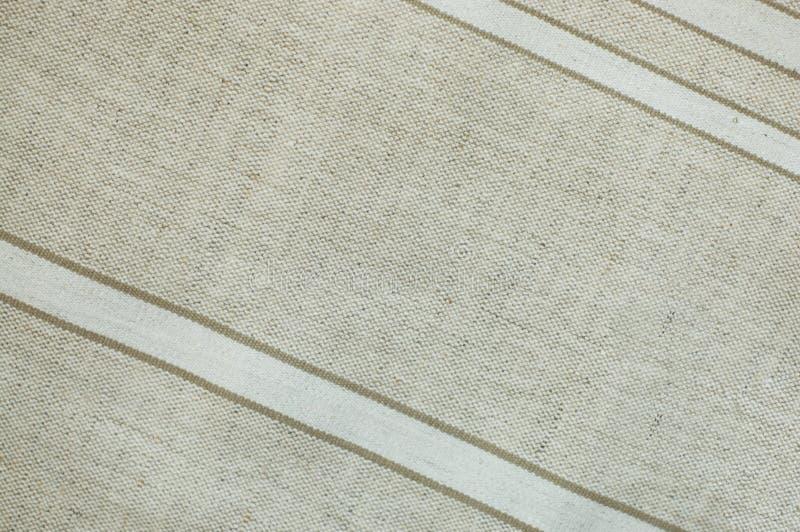 Tkana kanwa z naturalnymi wzorami zdjęcia royalty free