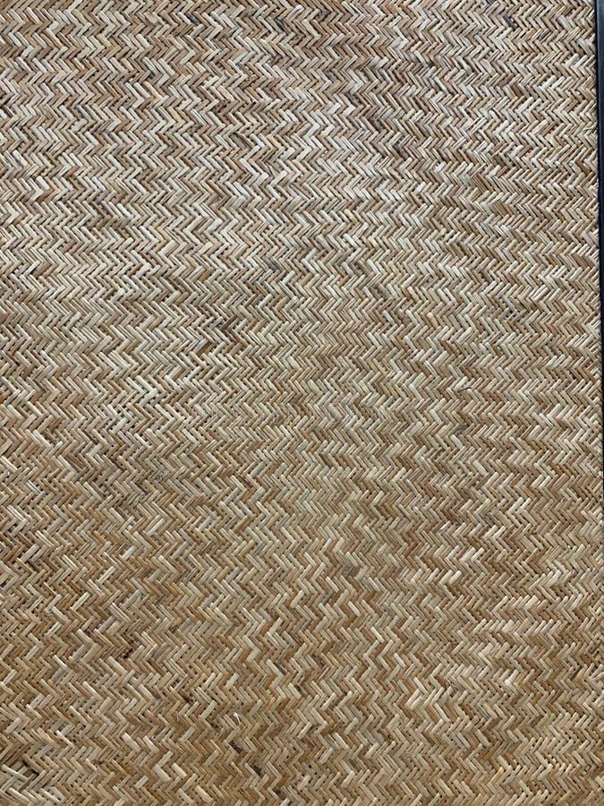 Tkana trzcina, tło wizerunek obraz royalty free
