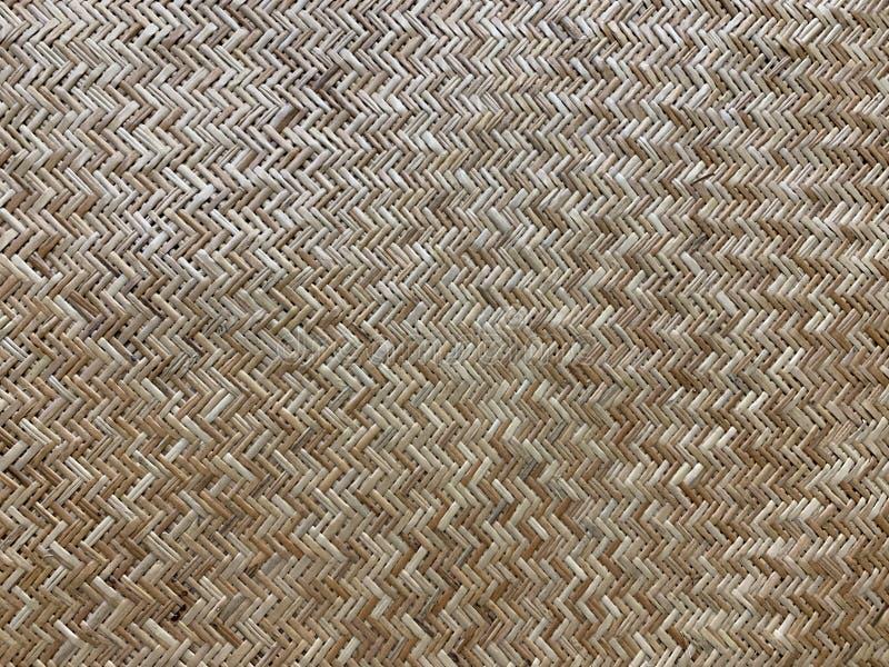 Tkana trzcina, tło wizerunek zdjęcie stock