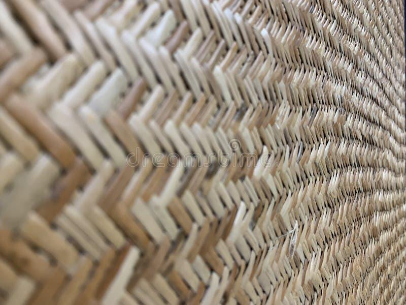 Tkana trzcina, tło wizerunek zdjęcia royalty free