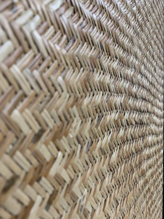 Tkana trzcina, tło wizerunek obrazy stock
