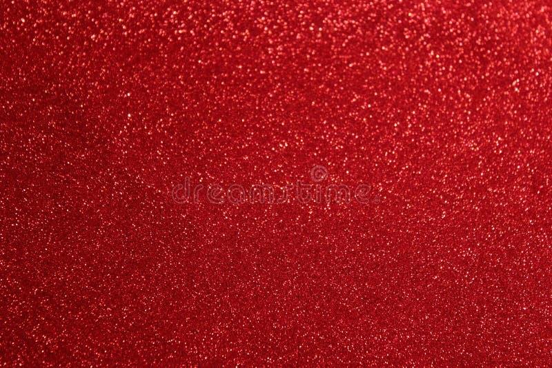 tkanina błyszcząca tła błyskotliwości czerwień zdjęcia stock