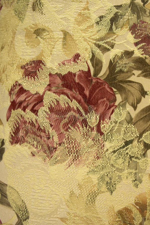 tkaniny kwiecista zdjęcia stock
