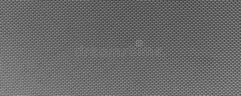 Tkaniny popielata tekstura zdjęcia stock