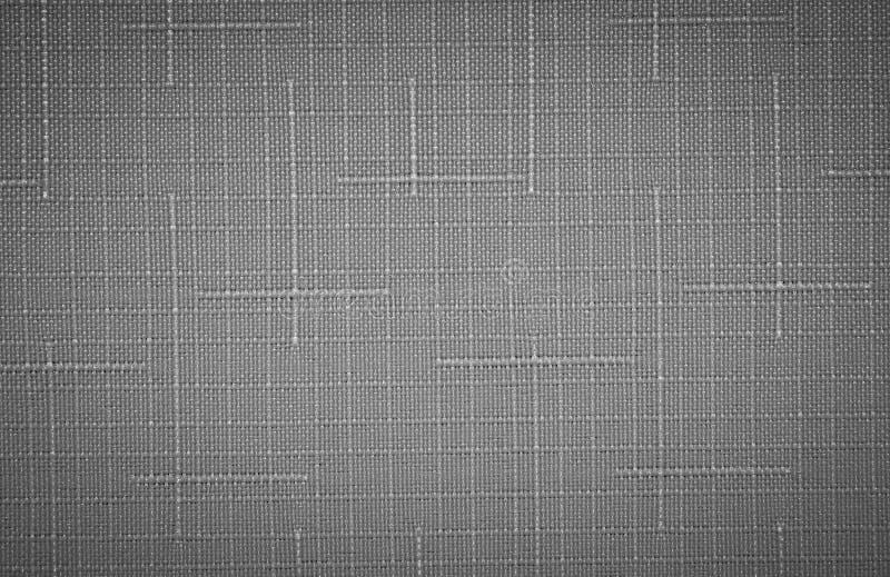 Tkaniny szara tekstura obrazy stock