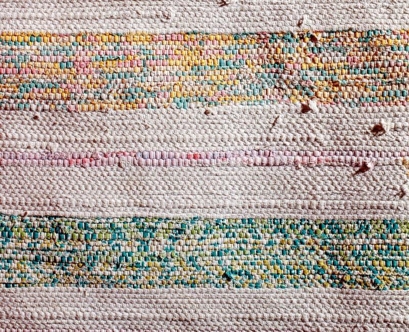Tkany dywanik zdjęcie royalty free