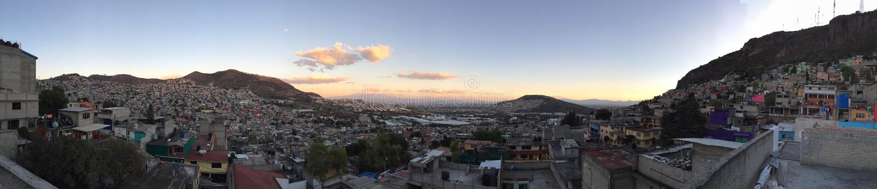 Tlalnepantla,墨西哥 图库摄影