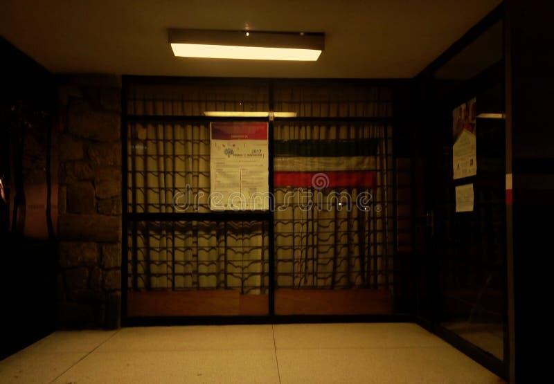 Tlatelolco royalty-vrije stock fotografie