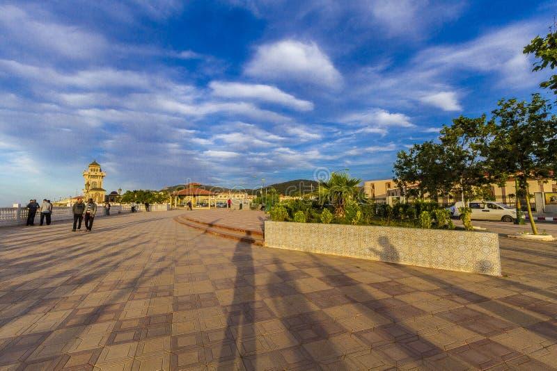 Tlemcen. View of the historical city of Tlemcen, Algeria stock photos