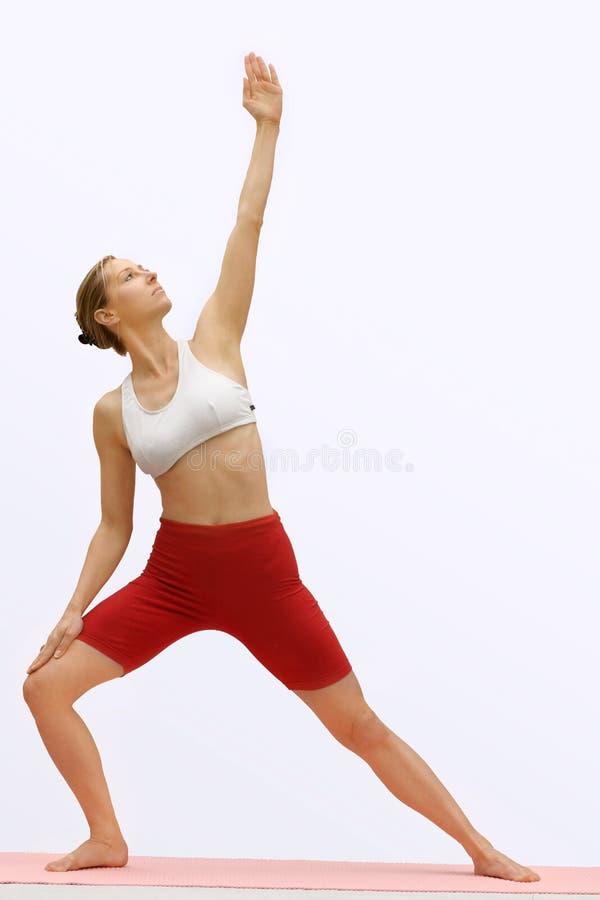 tlenowcowa fitness zdjęcia stock