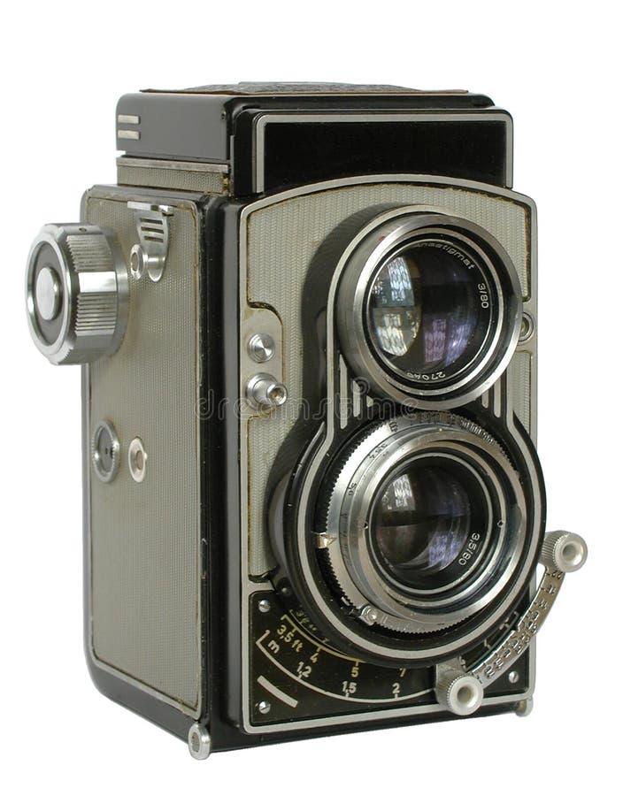 tlr камеры старое стоковые фотографии rf