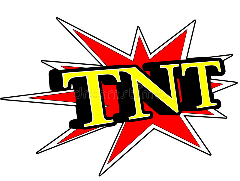 tnt vektor illustrationer