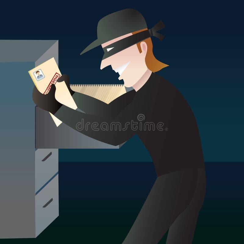 Tożsamości Kradzież ilustracji