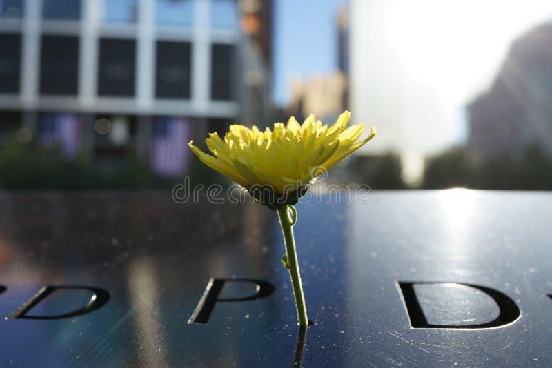 14to aniversario de 9/11 88 imagen de archivo