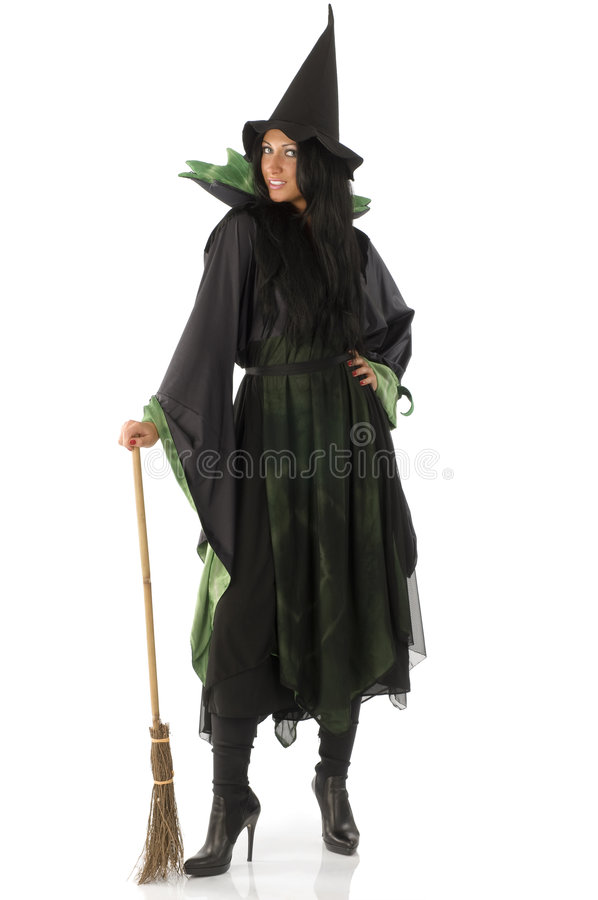 To be a witch royalty free stock photos