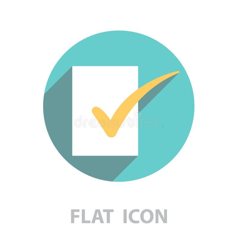 To-Do Icon. vector vector illustration