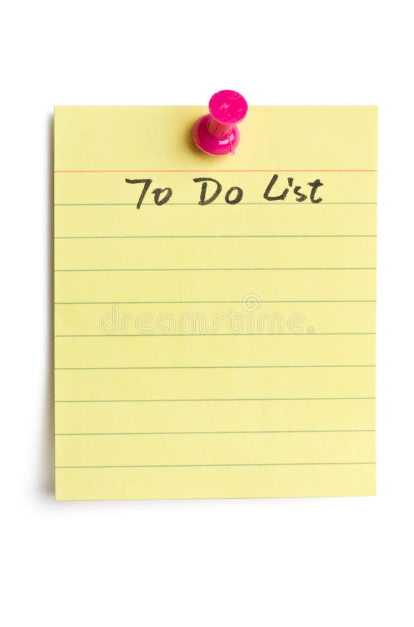 Download To do list stock photo. Image of blank, agenda, empty - 13476660