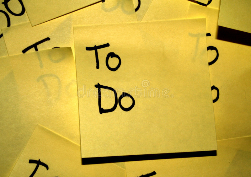 Download To Do list stock photo. Image of background, message, checklist - 2315228