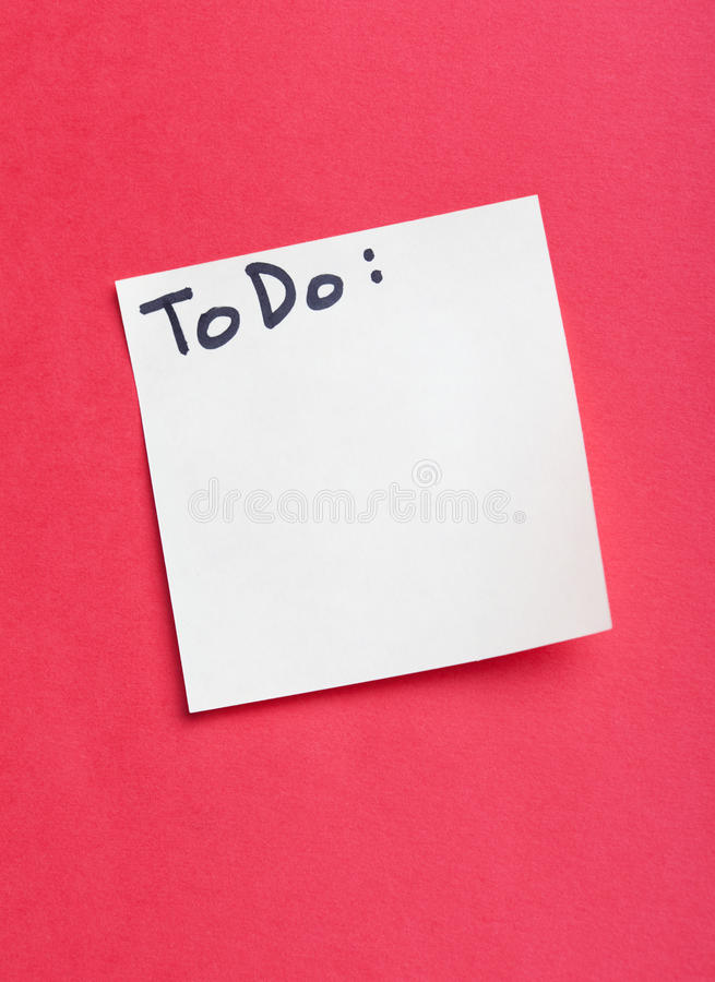 Download To do list stock photo. Image of paper, office, assert - 24716084