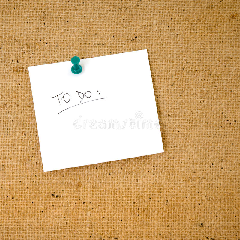 Download To do list stock photo. Image of memorise, notification - 4321940