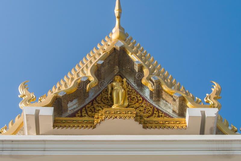 To jest Buddyjski świątynia obrazy royalty free