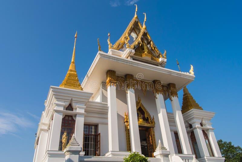To jest Buddyjski świątynia fotografia stock