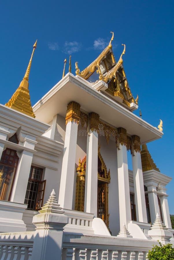 To jest Buddyjski świątynia zdjęcia stock
