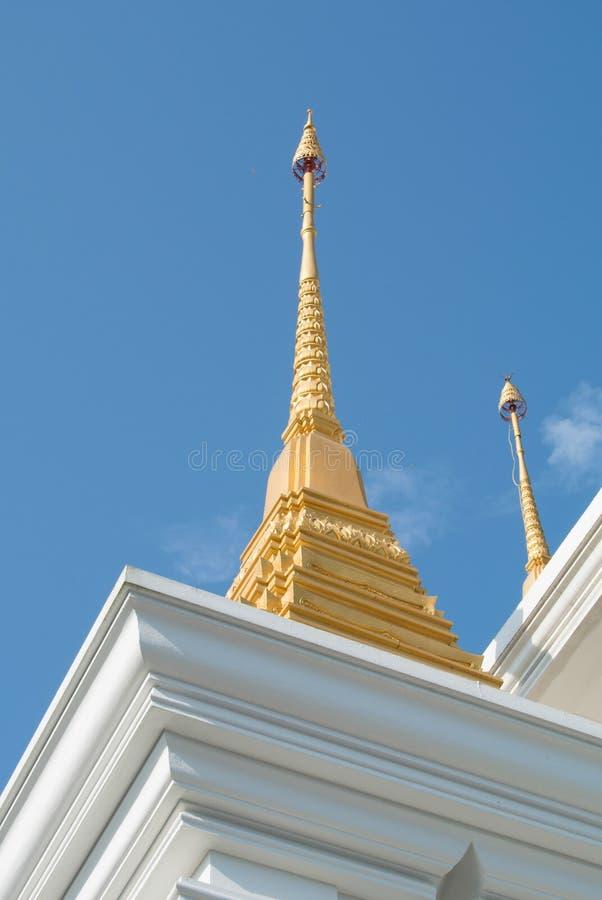 To jest Buddyjski świątynia zdjęcie stock