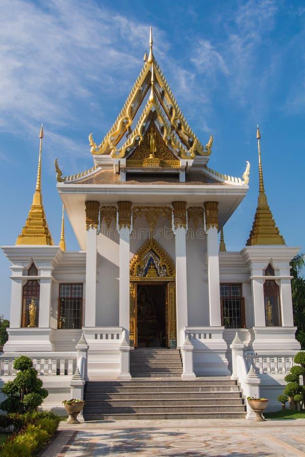 To jest Buddyjski świątynia obraz stock