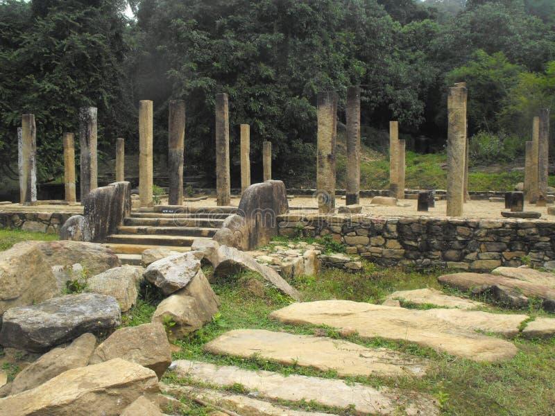 TO JEST wizerunku SRI LANKA PIĘKNY miejsce AMPARA zdjęcia royalty free