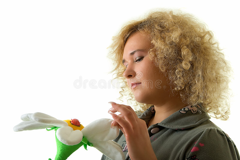 Download To love or not to love stock photo. Image of light, females - 5197578