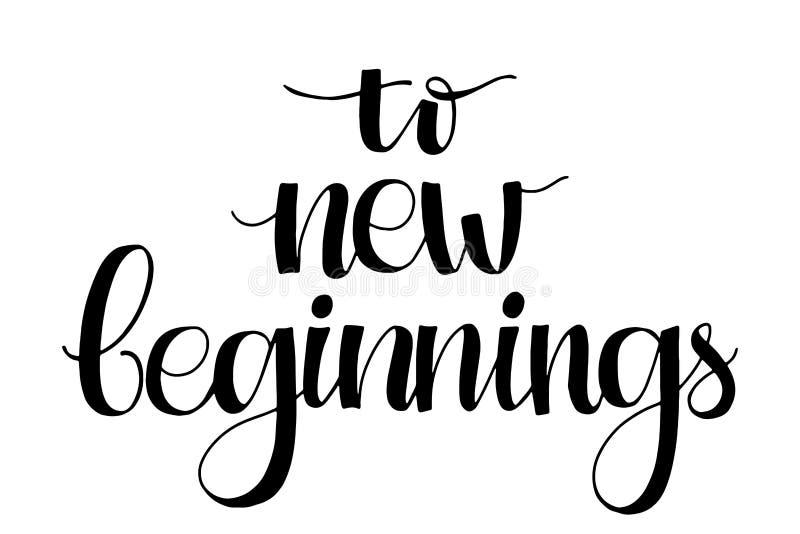 Clip Art New Beginnings