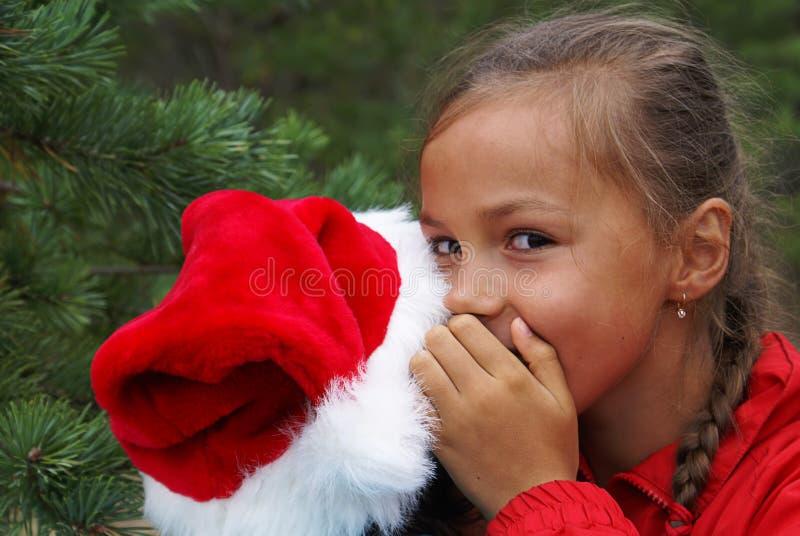 to Santa obrazy stock