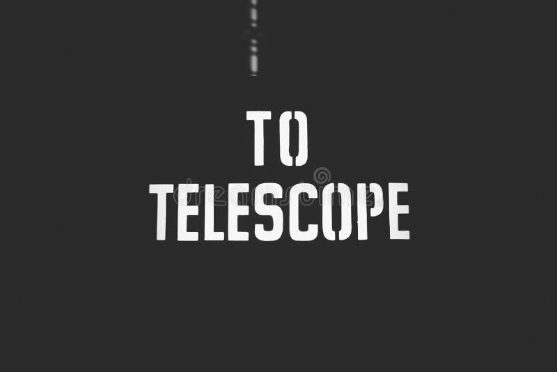 To Telescope Text Free Public Domain Cc0 Image