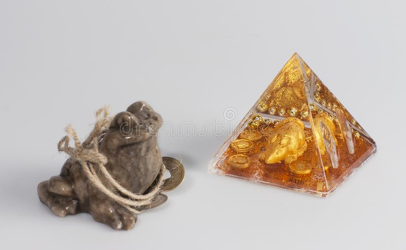 Talismans to attract money royalty free stock images